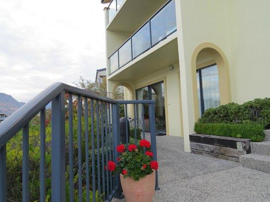 Villa Del Lago: Balcony