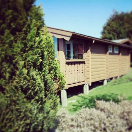 Cadair View Lodge: Our 2 bedroom lodge