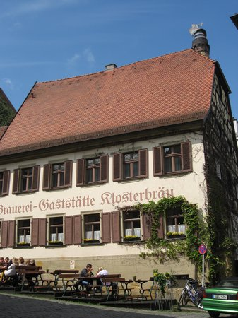 Klosterbrau Bamberg Gaststatte : Gasthaus Klosterbräu