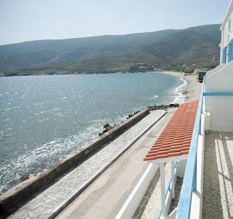Villa Korthi: Hotel View