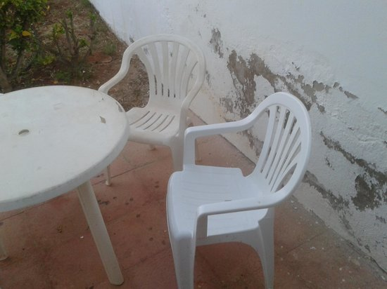 Club Montecastillo: patio