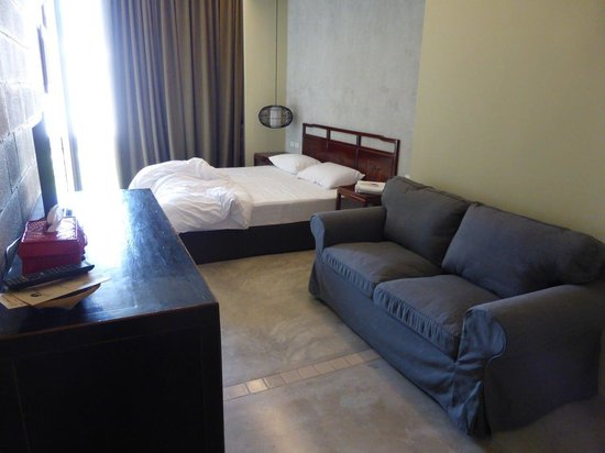 Villa Phra Sumen Bangkok: Room