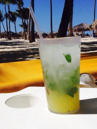 Iberostar Bavaro Suites: Sonne, beach und lecker mojito