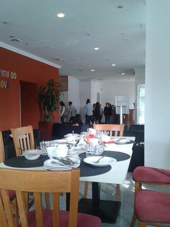Hotel Allegro: sala colazioni