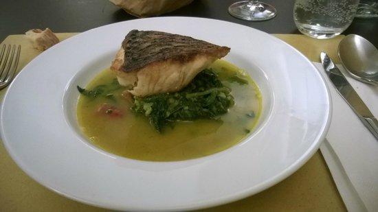 Sale Grosso: fish soup