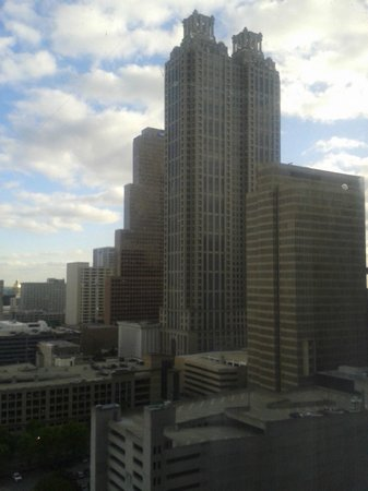 Atlanta Marriott Marquis: View from 1806