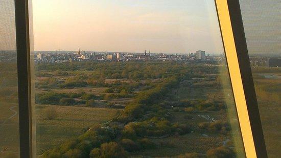 AC Hotel Bella Sky Copenhagen : View from Room