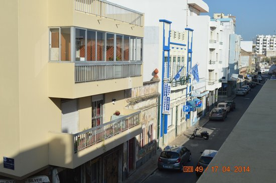Hotel Sol Algarve: Vista do quarto do hotel