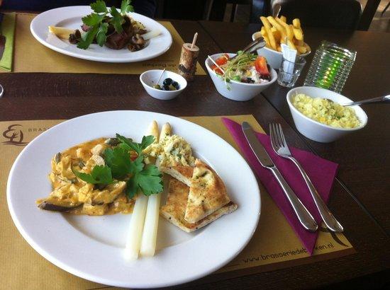 Brasserie de Berken: Idian curry