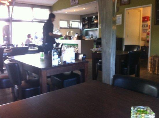 Brasserie de Berken: Inside