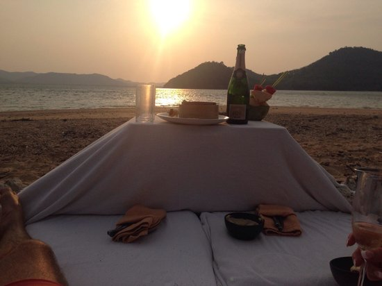 Six Senses Yao Noi: Our sunset island - very special
