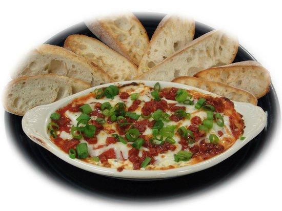 Basil's Restaurant: Pepperoni Pizza Dip