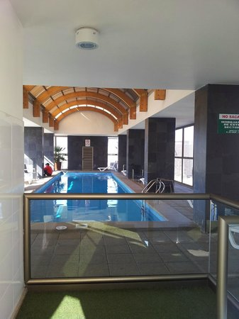 Lastarria Boutique Hotel: Piscina do Hotel Lastarria.