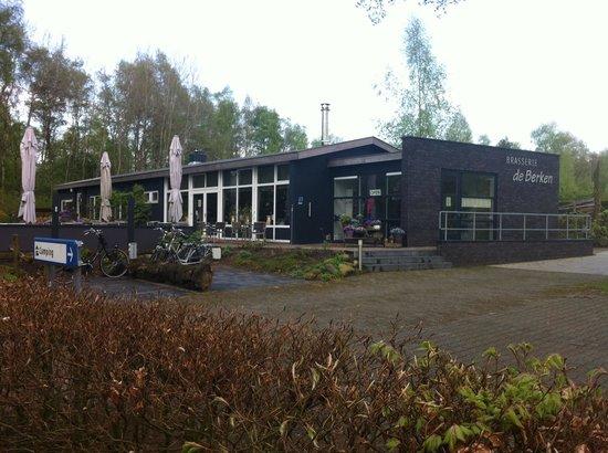 Brasserie de Berken: Outside view