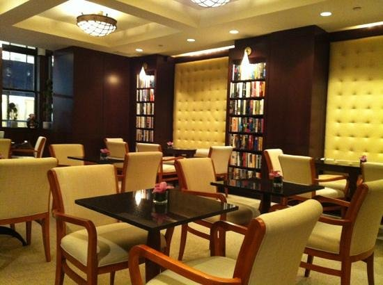 Library Hotel by Library Hotel Collection: sala lettura