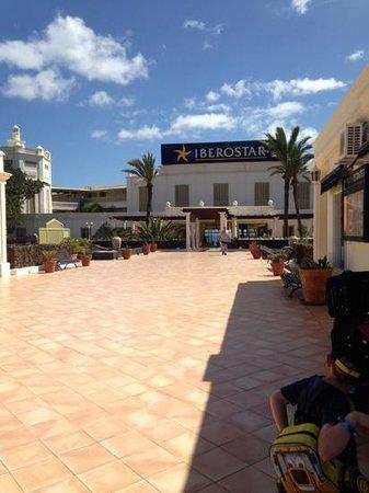 IBEROSTAR Lanzarote Park : hotel front