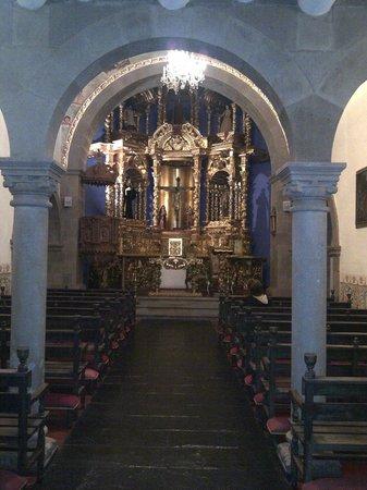 Aranwa Sacred Valley Hotel & Wellness: La iglesia