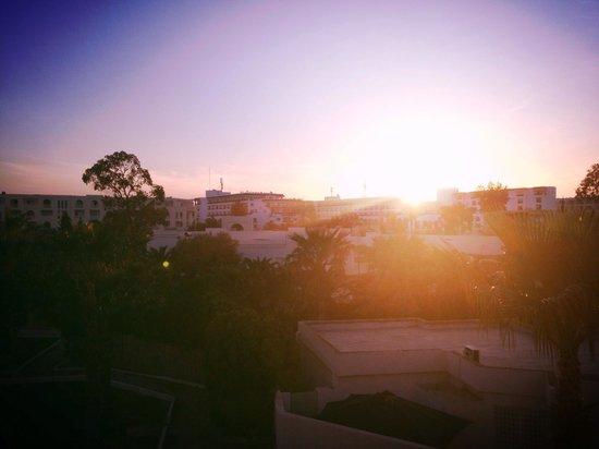 Iberostar Diar El Andalous : Grabbing the last bit of sunshine