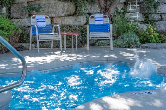 Westgate Branson Lakes Resort : Hot Tub