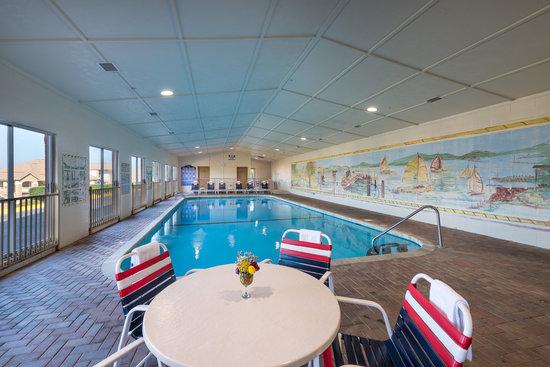 Westgate Branson Lakes Resort: Indoor Pool