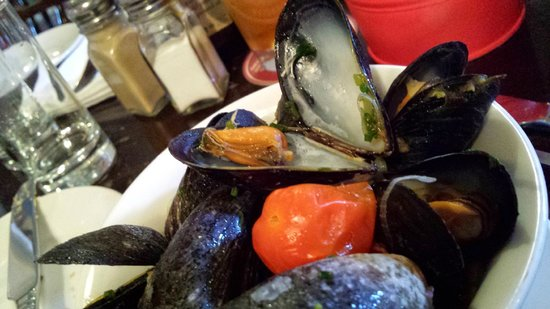 The Fatted Calf Restaurant: Mussels