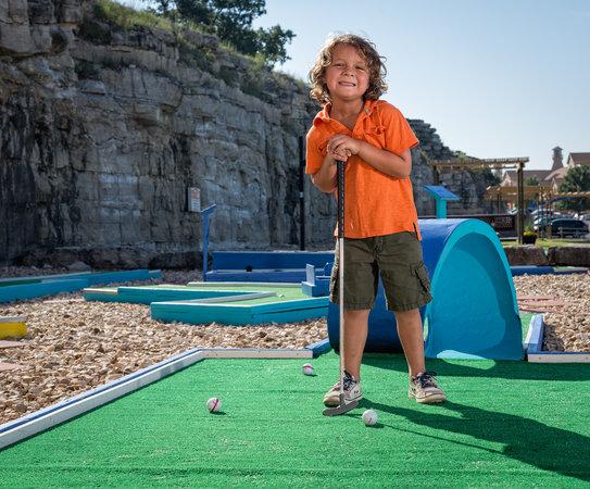Westgate Branson Lakes Resort: Mini Golf