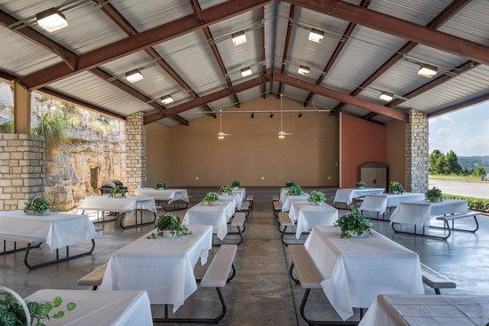 Westgate Branson Lakes Resort: Banquet Space