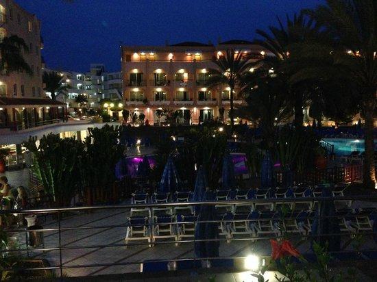 Dunas Mirador Maspalomas: Balcony View