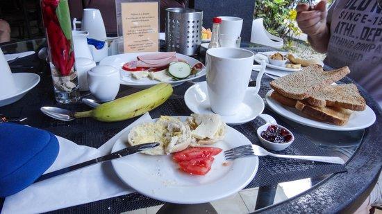 Hotel Villa Romantica: Frühstücksbuffet