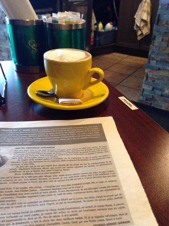 Grains de Soleil Cafe