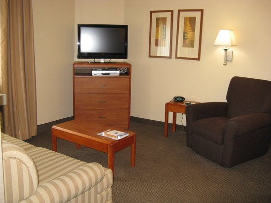 Candlewood Suites Louisville Airport : Louisville Candlewood one-bedroom suite