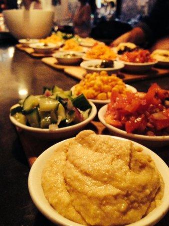 Lallouz Cafe & Kebaberie: Best hummus in town!