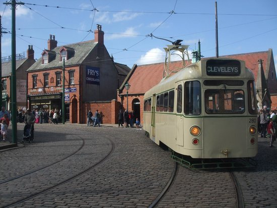 Beamish Museum: the town