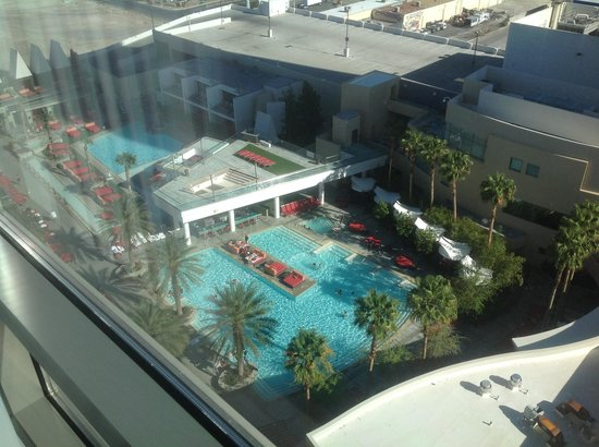 Palms Casino Resort: nice room