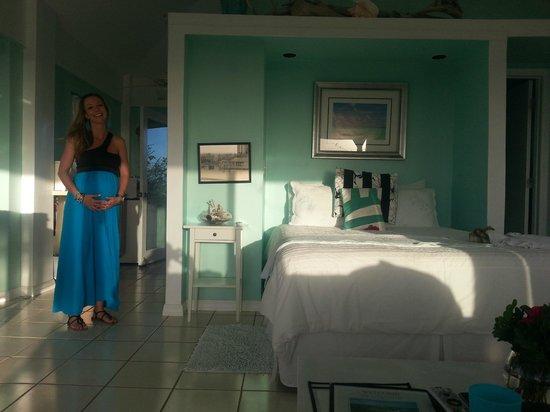 Blue Horizon Resort: Sunset cottage