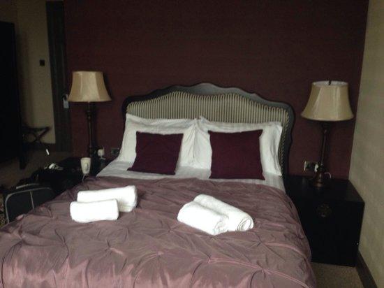 West Highland Hotel: Bedroom