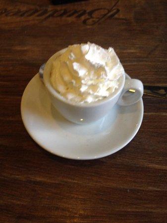 Macinare Caffe: Cafe Melage