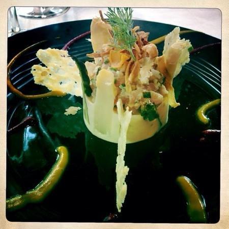 L'Arche de Meslay: Entrée du menu gourmet