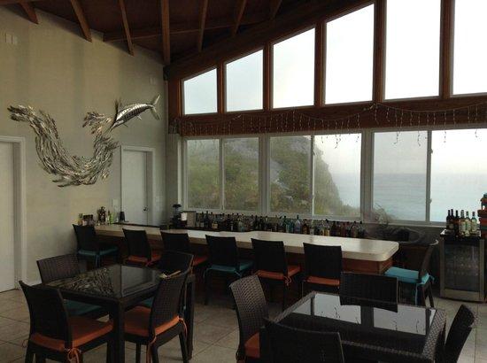 Blue Horizon Resort: Mudjin Harbor restaurant
