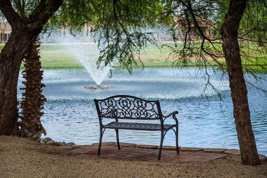 Westgate Painted Mountain Golf Resort: Pond