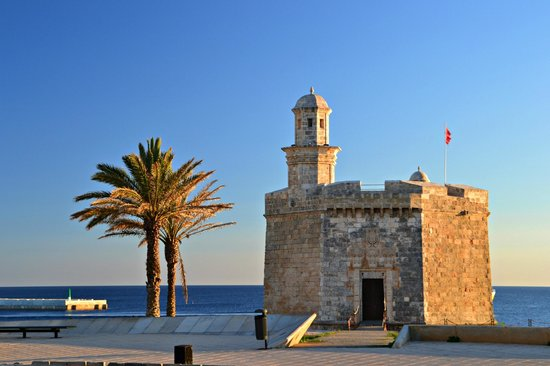 Castillo de San Nicolás (Castell de Sant Nicolau)