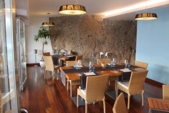 Ristorante La Marinella: Interior dining area