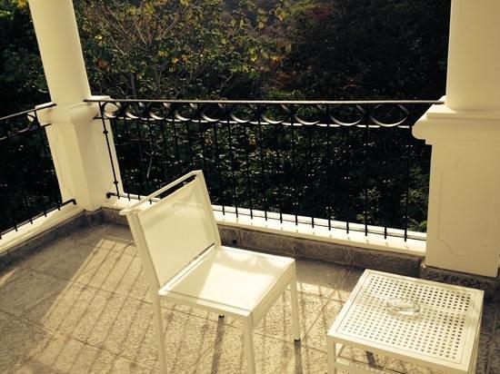 Shana By The Beach, Hotel Residence & Spa : le balcon de ma chambre