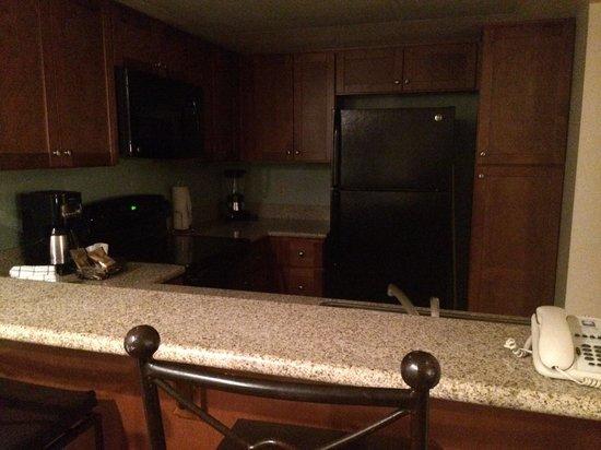 Riviera Oaks Resorts: Kitchen.