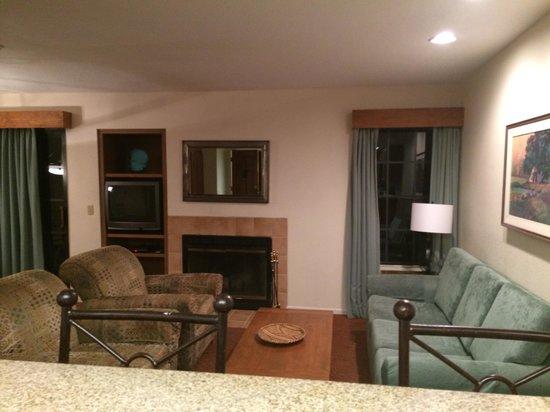 Riviera Oaks Resorts : Living area