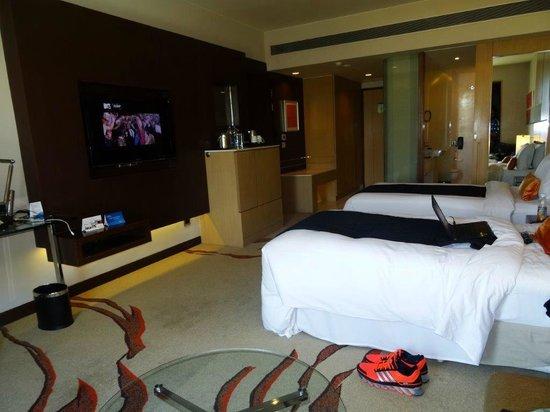 Radisson Blu Hotel Amritsar: room view fom extreme left