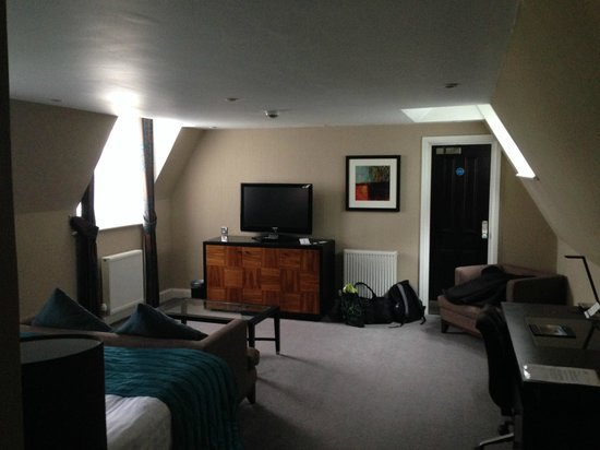 Ettington Chase Hotel: My luxury suite