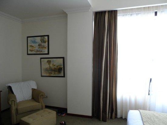 Hotel Dann Carlton Quito: quarto standard