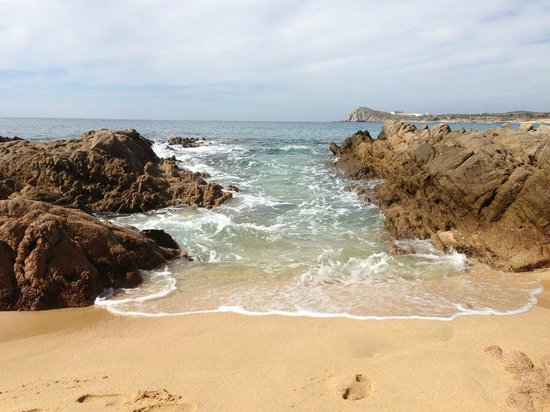 Sheraton Grand Los Cabos Hacienda del Mar : Love to walk the beaches here.