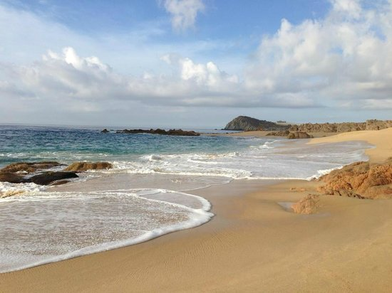 Sheraton Grand Los Cabos Hacienda del Mar : Amazing beaches.
